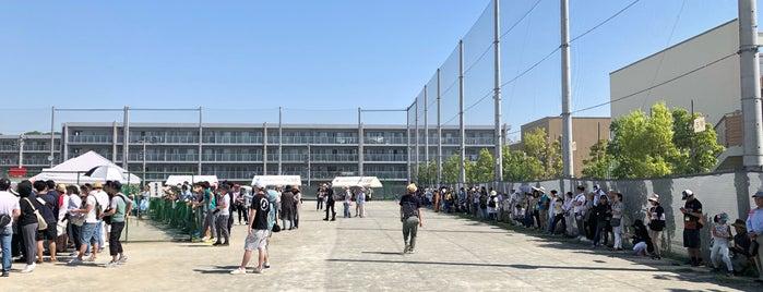 はるひ野小学校 is one of はるひ野駅 | おきゃくやマップ.