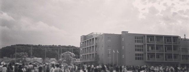 川崎市立 はるひ野中学校 is one of はるひ野駅 | おきゃくやマップ.