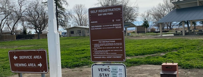 Tule Elk State Natural Reserve is one of RV vacation.