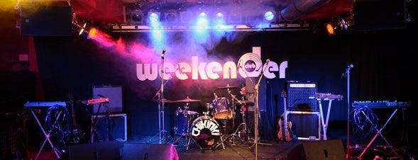 Weekender Club is one of Austria #4sq365at Oans (One).