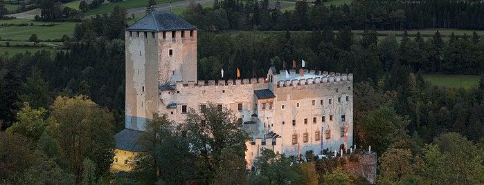 Schloss Bruck - Museum der Stadt Lienz is one of Austria #4sq365at Oans (One).