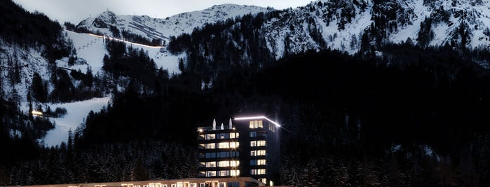Gradonna Mountain Resort is one of Austria #4sq365at Oans (One).