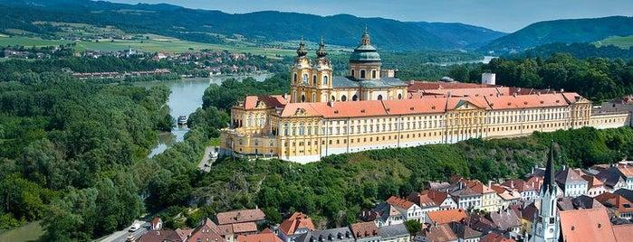 Stift Melk | Melk Abbey is one of Austria #4sq365at Oans (One).