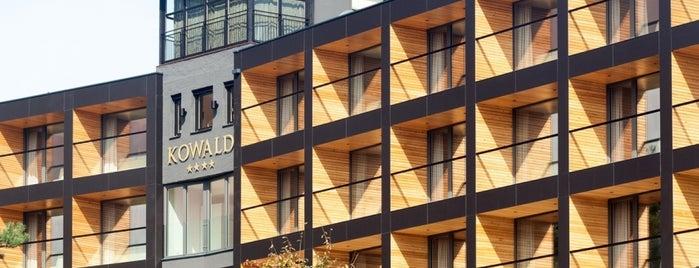 Hotel Kowald Loipersdorf is one of Austria #4sq365at Zwoa (Two).