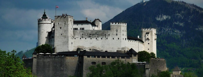 Festung Hohensalzburg is one of Austria #4sq365at Oans (One).