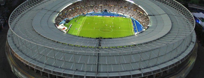 Ernst-Happel-Stadion is one of Austria #4sq365at Oans (One).