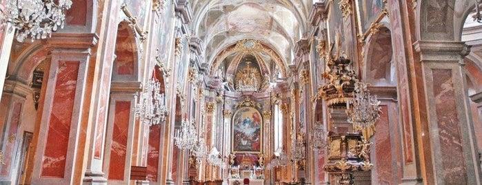 Dom zu St. Pölten is one of Austria #4sq365at Oans (One).