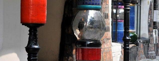 KUNST HAUS WIEN. Museum Hundertwasser is one of Austria #4sq365at Oans (One).