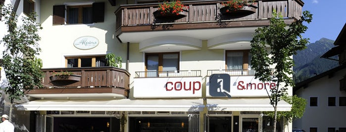 Coup&More is one of Austria #4sq365at Oans (One).