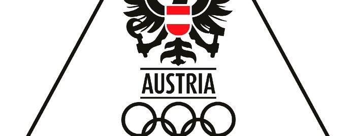 Olympiazentrum Sportland Oberösterreich is one of Austria #4sq365at Zwoa (Two).