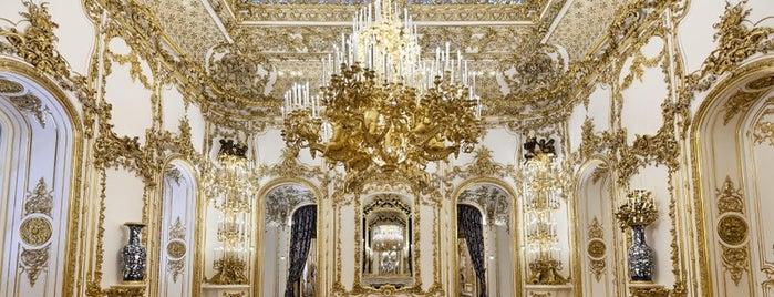 Palais Liechtenstein - Stadtpalais is one of Austria #4sq365at Oans (One).