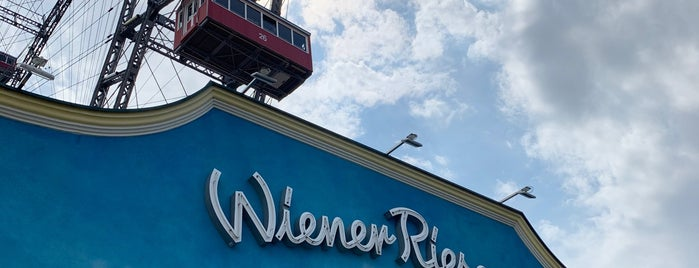 Volksprater | Wurstelprater is one of Vienna #inspiredby Lufthansa.