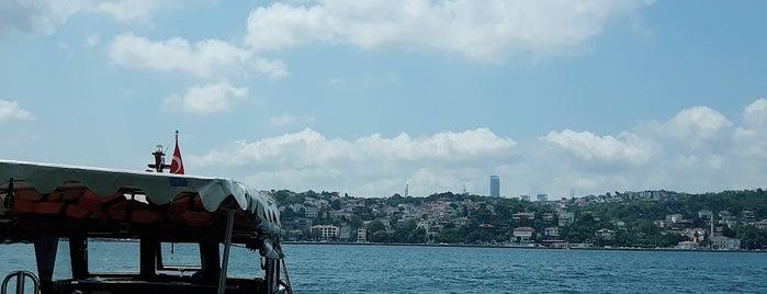Kanlıca is one of İstanbul Mahalle 2.