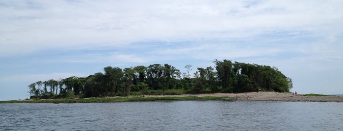 Charles Island is one of Paranormal Places Across United States.