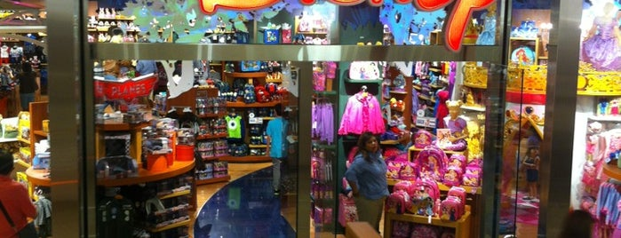 Disney store is one of Las vegas.