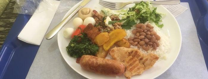 Restaurante Villa Carlos Gomes is one of Posti che sono piaciuti a Luiz.