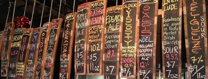 City Beer Store is one of #adventureSF.