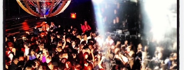 Marquee is one of NYC Gay Nightlife.