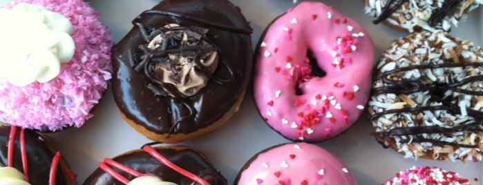 Rebel Donut is one of America's Most Scrumptious Bakeries.