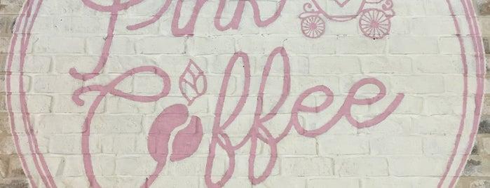 Pink Coffee is one of Coffee coffee coffee.