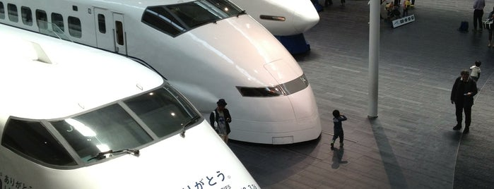 SCMAGLEV and Railway Park is one of 通.