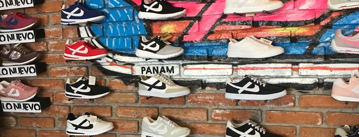 Panam is one of Mexico.