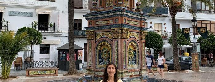 Vejer de la Frontera is one of Cádiz.
