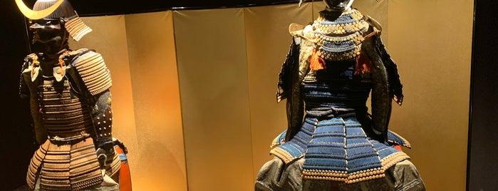 侍 Samurai Museum is one of Kris 님이 저장한 장소.