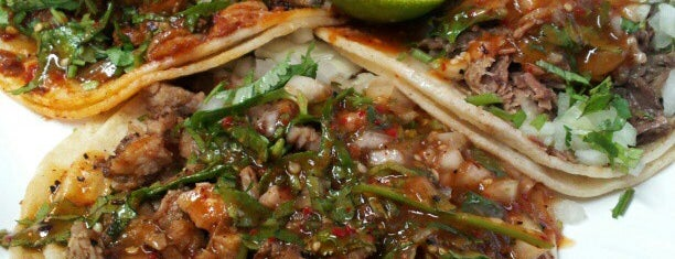 Chema's Tacos is one of Los Angeles.