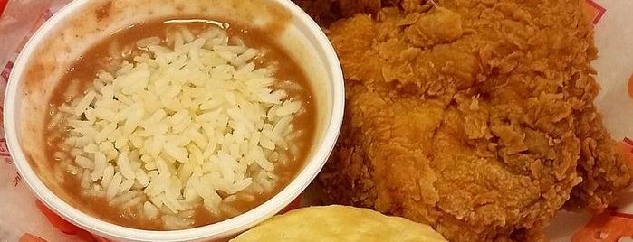 Popeyes Louisiana Kitchen is one of Jason'un Beğendiği Mekanlar.