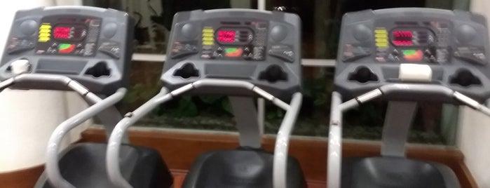 Brio Health Spa & Fitness Center is one of Acapulquirri.