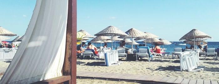 Copacabana Beach Sarımsaklı is one of Çiğdemさんのお気に入りスポット.