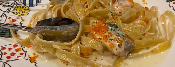 和風イタリアン創作料理 ねこのしっぽ is one of Katsu 님이 좋아한 장소.