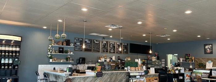 Illuminate Coffee Bar is one of N Coffee.