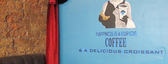 Brew Coffee Works is one of สถานที่ที่ Samet ถูกใจ.