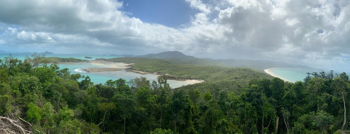 Whitehaven Beach Lookout is one of Hamilton Island.