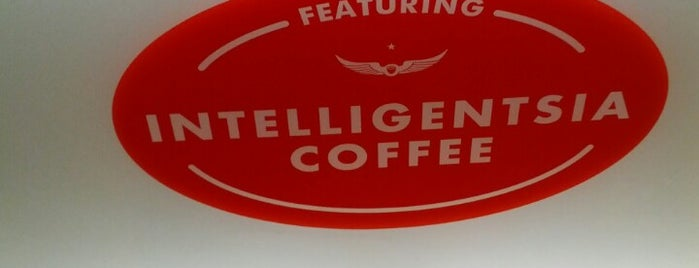 Intelligentsia is one of Coffee Shops.