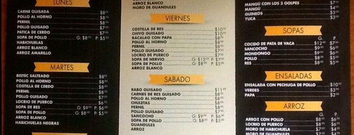 El Meneo Caribeño Restaurant is one of Posti che sono piaciuti a Andrew.