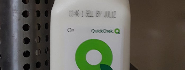 QuickChek is one of Lieux qui ont plu à Andrew.