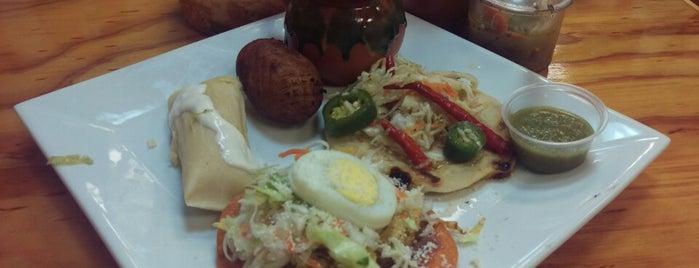 El Farolito Restaurant & Bakery is one of Tempat yang Disukai Andrew.