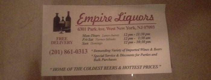 Empire Liquors is one of Andrew : понравившиеся места.