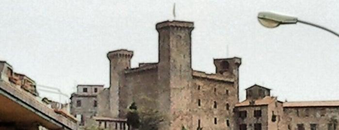 Castello di Bolsena is one of Castelli Italiani.