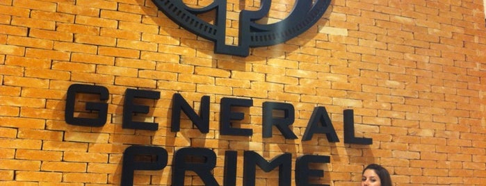 General Prime Burger is one of Para comer em SP.