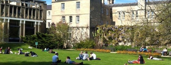 Balliol College is one of London Favorites.