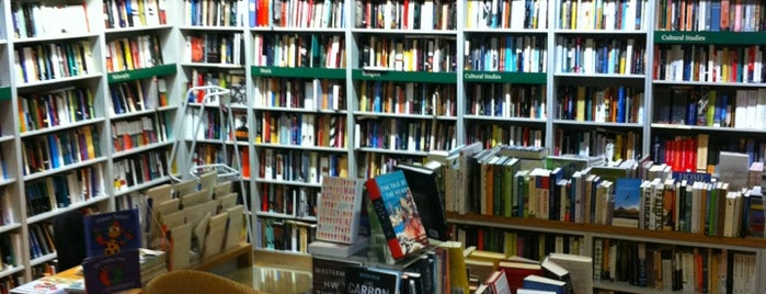 London Review Bookshop is one of Coffeeeeee.