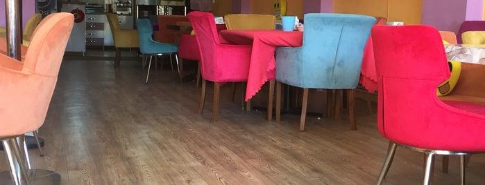 Paflagonya Cafe is one of CanBeyaz : понравившиеся места.
