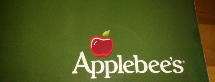 Applebee's is one of Places Address Book.
