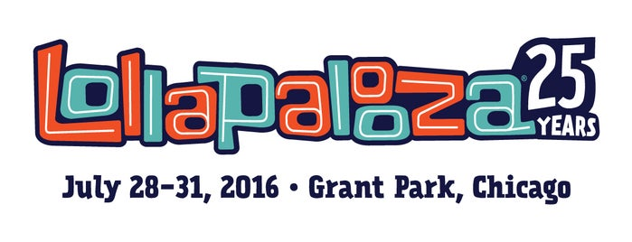 Lollapalooza 2016 is one of USA #4sq365us.