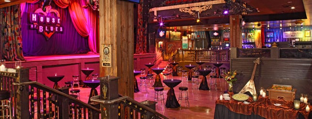 House of Blues is one of USA #4sq365us.