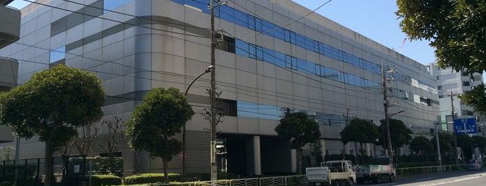 TIS 東京第3センター is one of データセンター.